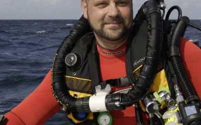 Elite Dive Club Speaker Series – Richie Kohler