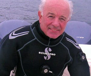 September 8th – Elite Dive Club Speaker Series – John Stella