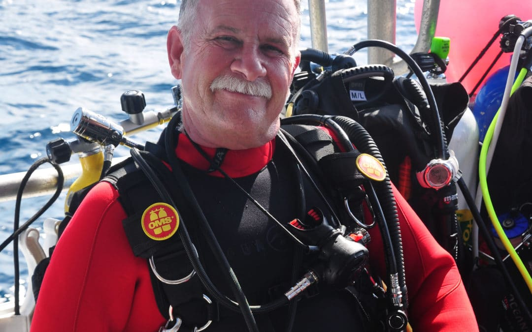 June 3rd – Elite Dive Club Meeting – Speaker: Pete Nawrocky, OMS