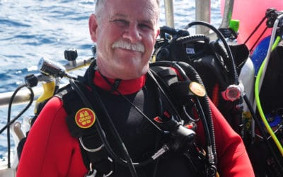 July 18th – Elite Dive Club Meeting – Speaker: Pete Nawrocky, OMS