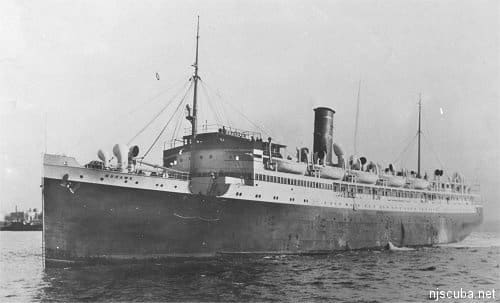 S.S. Mohawk Wreck Dive – Saturday, October 7th