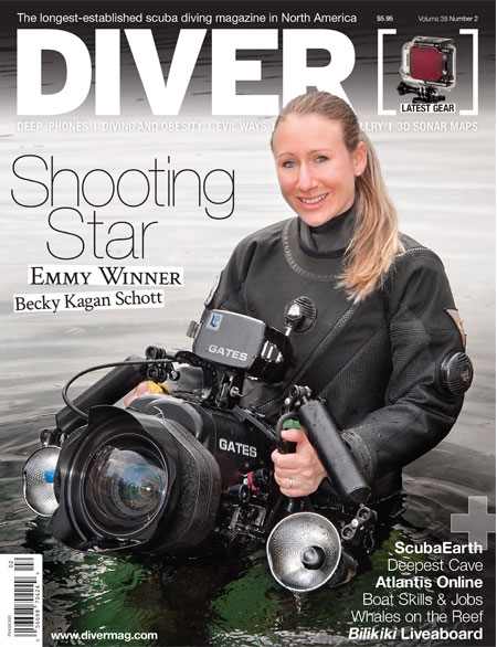 December 6th – Elite Dive Club Meeting – Speaker: Becky Kagan Schott