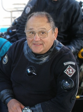 Elite Dive Club Speaker, John Chominsky