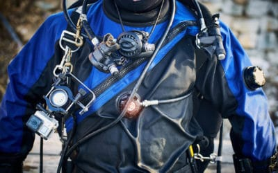 October 16th – Dry Suit Diving with Lou Ercole